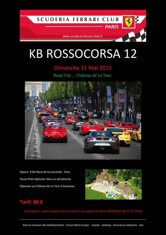 KB Rosso Corsa 12