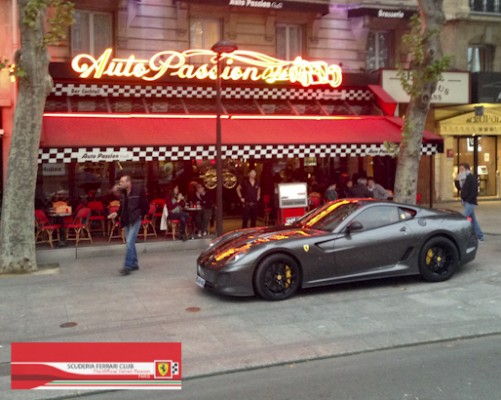 diner scuderia ferrari club scuderia ferrari club paris. Black Bedroom Furniture Sets. Home Design Ideas
