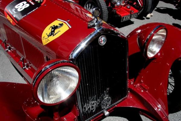 Alfa Romeo Scuderia Ferrari