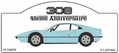 Ferrari 308 et 328