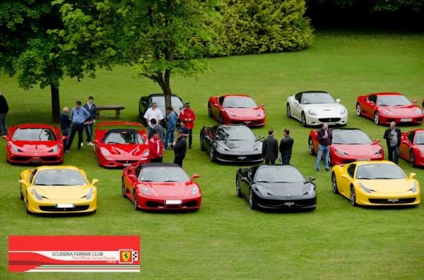 KB Rosso Corsa 12-f