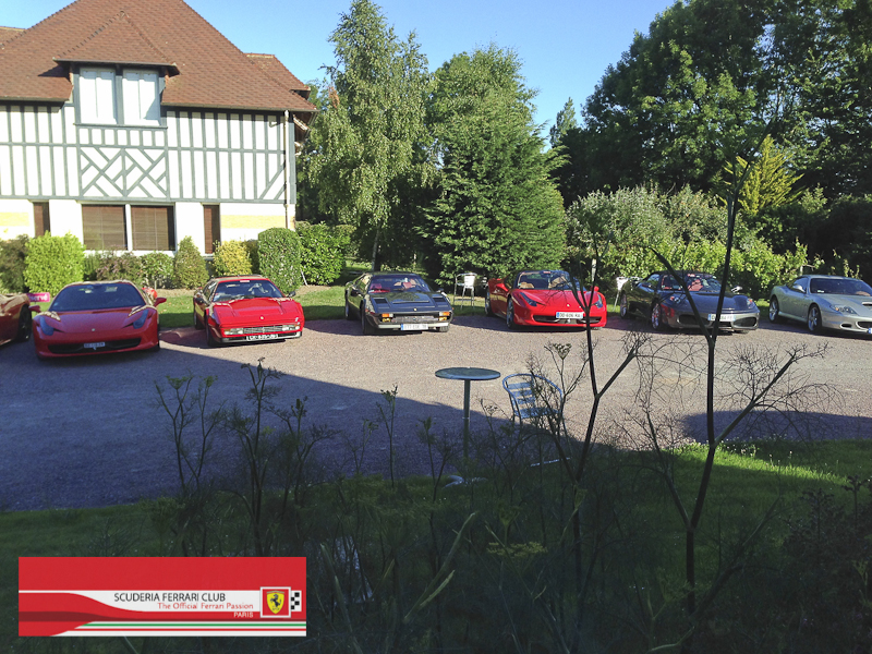 Scuderia Ferrari Club | Week end Deauville 2015-13