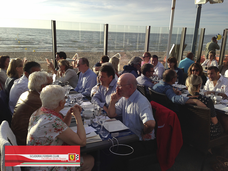 Scuderia Ferrari Club | Week end Deauville 2015-18