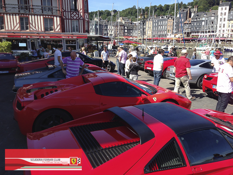 Scuderia Ferrari Club | Week end Deauville 2015-24