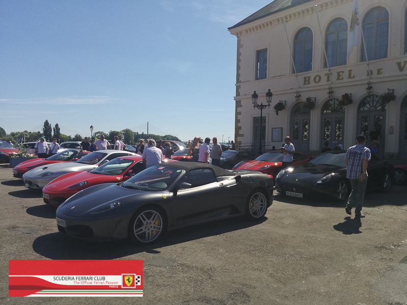 Scuderia Ferrari Club | Week end Deauville 2015-25