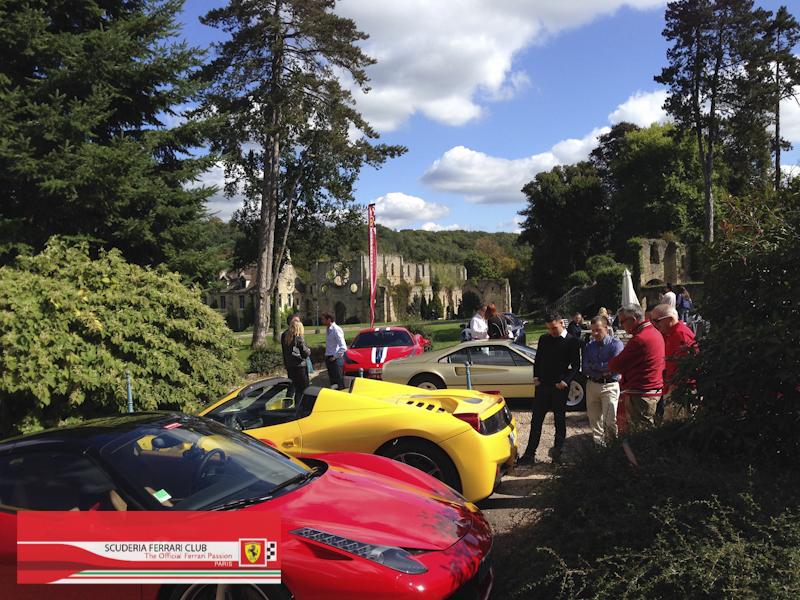 KB Rosso Corsa 13 - Scuderia Ferrari Club-13