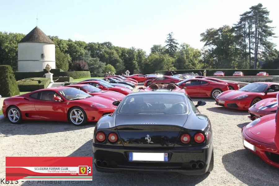 KB Rosso Corsa 13 - Scuderia Ferrari Club-7