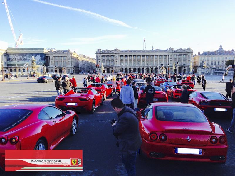 KB Rosso Corsa 13 - Scuderia Ferrari Club