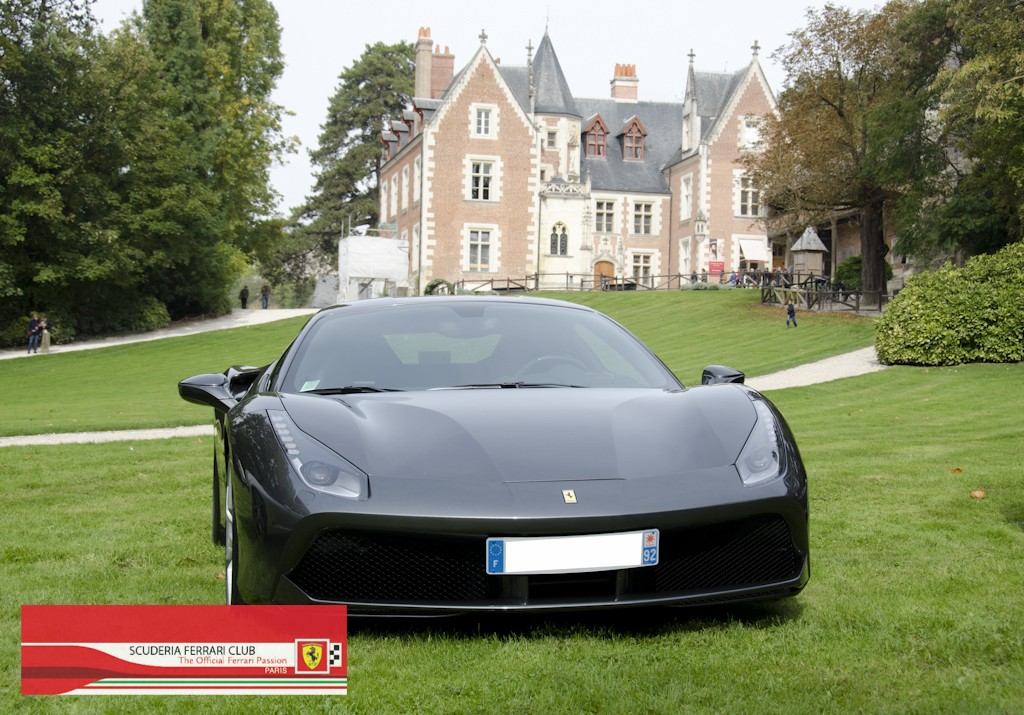 Week end Loire 2015 Clos Lucé | Scuderia Ferrari Club Paris_21