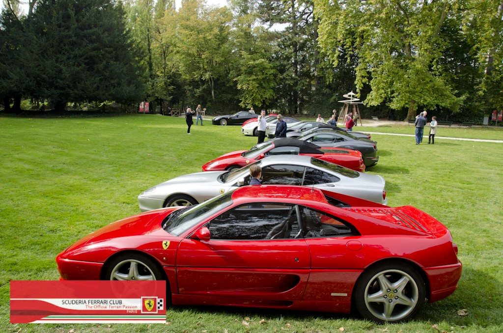 Week end Loire 2015 Clos Lucé | Scuderia Ferrari Club Paris_22
