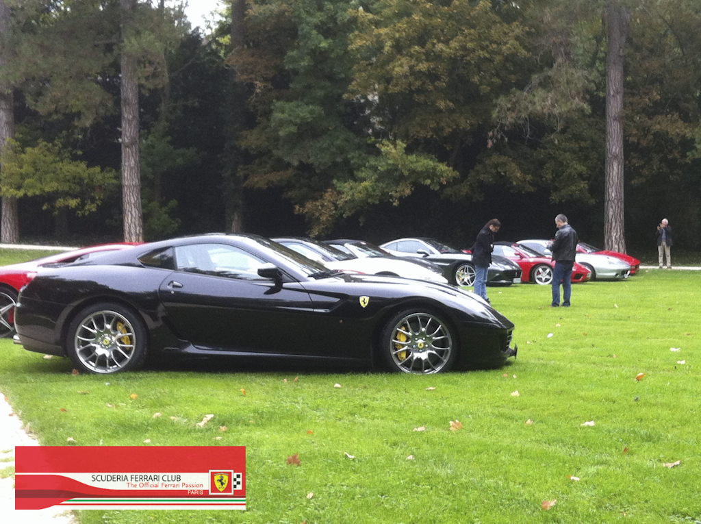 Week end Loire 2015 Clos Lucé | Scuderia Ferrari Club Paris_8