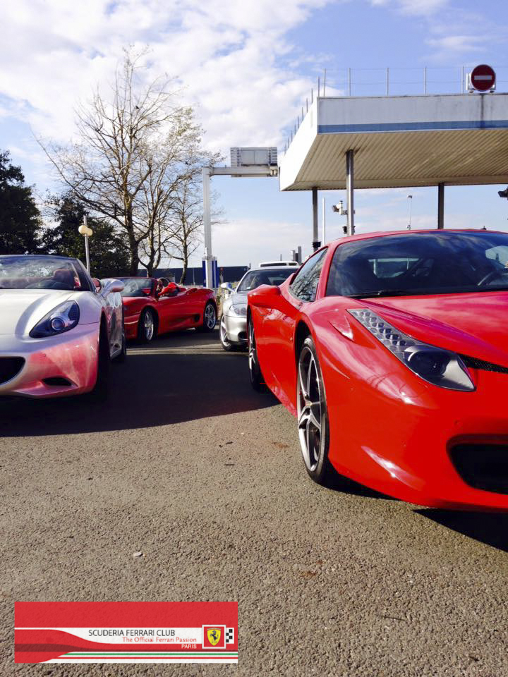Week end Loire 2015 | Scuderia Ferrari Club Paris_4