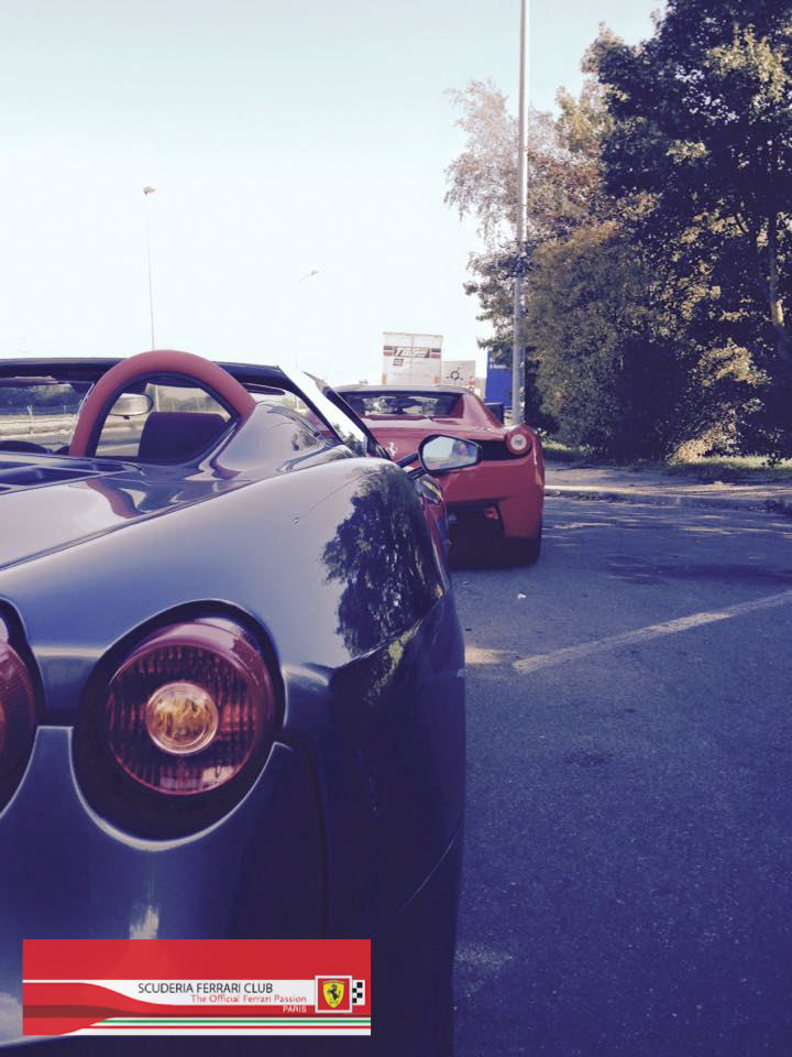 Week end Loire 2015 | Scuderia Ferrari Club Paris_5