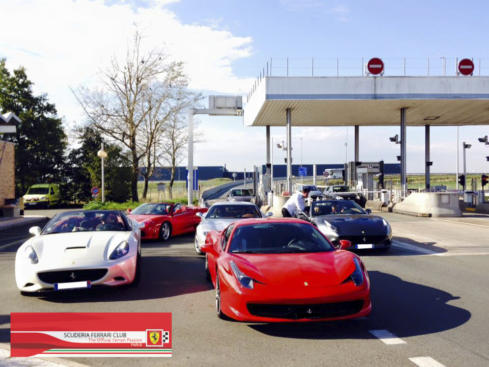 Week end Loire 2015 | Scuderia Ferrari Club Paris_6