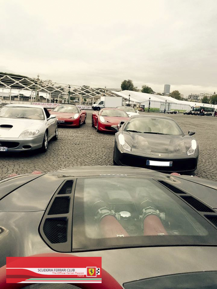 Week end Loire 2015 | Scuderia Ferrari Club Paris_9