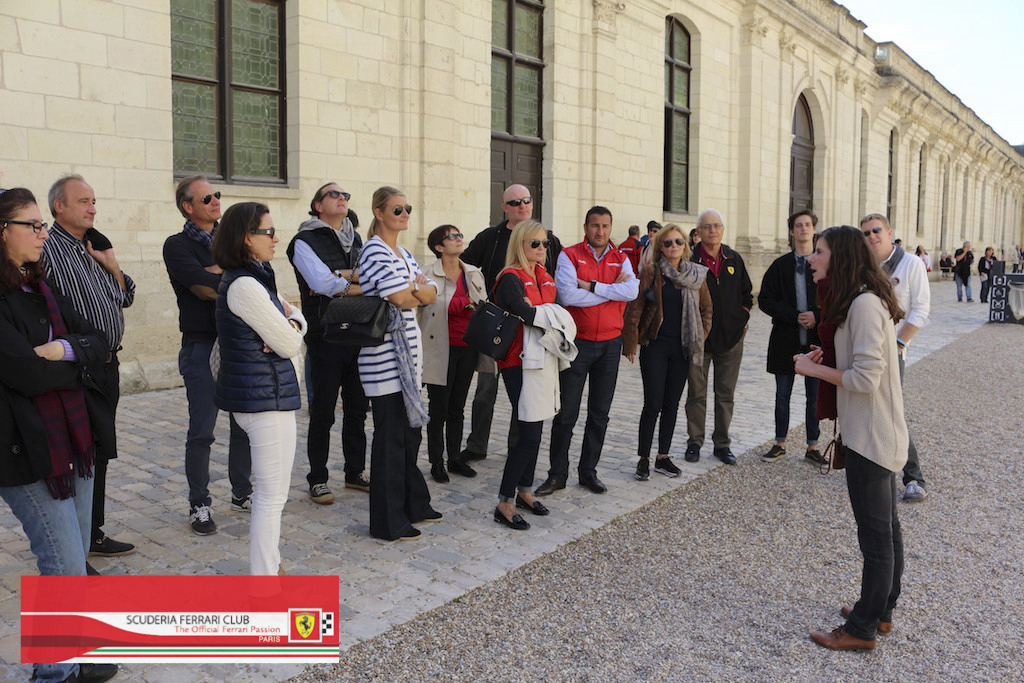 Week end Loire Chambord 2015 | Scuderia Ferrari Club Paris_10