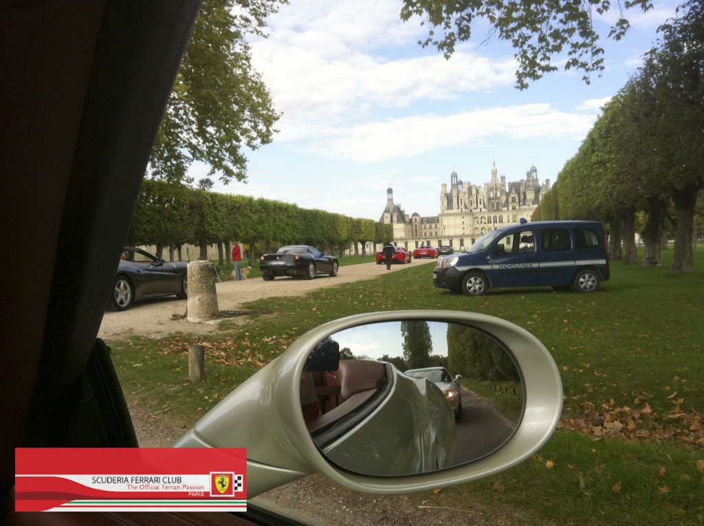 Week end Loire Chambord 2015 | Scuderia Ferrari Club Paris_5a