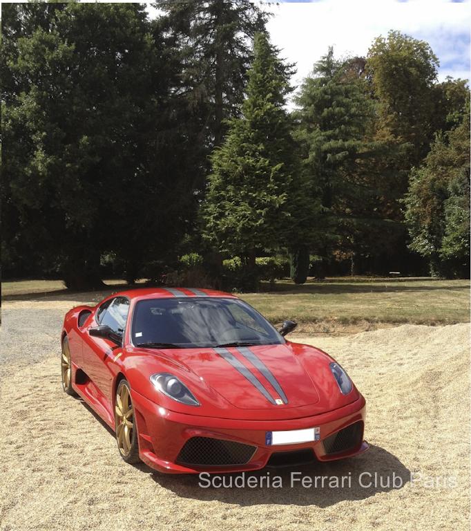 Ferrari 430 Scuderia Specs Photos: Frédéric G. Et Sa 430 Scuderia