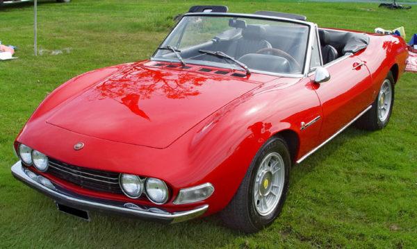1970_Fiat_Dino_2400_Spider_Red