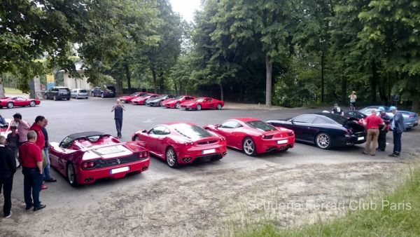 12-Rassemblement Scuderia Ferrari Club #2