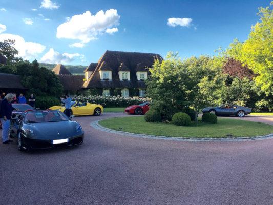 (13) Week end Champagne 2016   Scuderia Ferrari Club