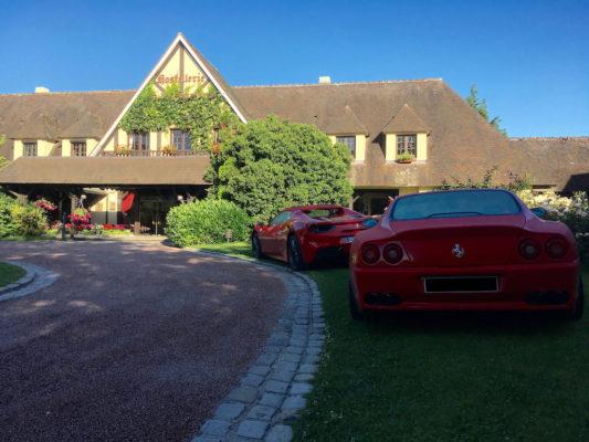 (14) Week end Champagne 2016   Scuderia Ferrari Club