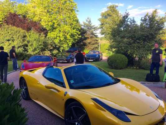 (15) Week end Champagne 2016   Scuderia Ferrari Club