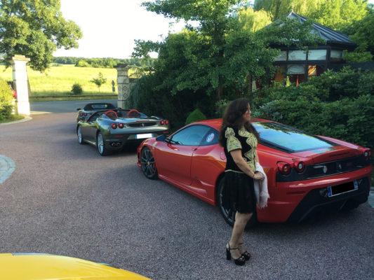 (16) Week end Champagne 2016   Scuderia Ferrari Club-