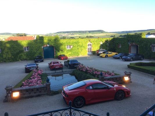 (17) Week end Champagne 2016   Scuderia Ferrari Club-