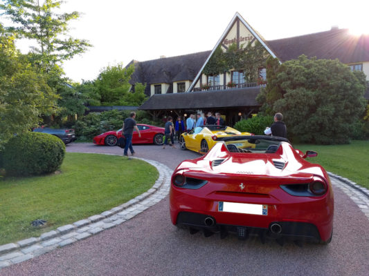 (31) Week end Champagne 2016 | Scuderia Ferrari Club-