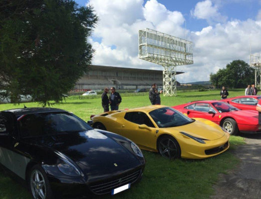 (34) Week end Champagne 2016 | Scuderia Ferrari Club-