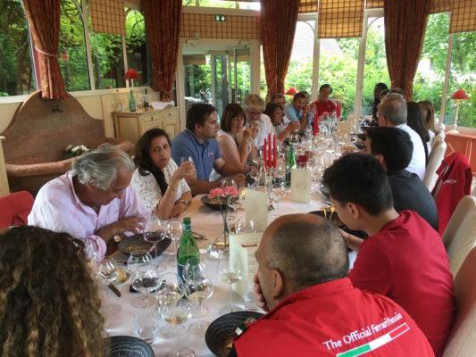 (47) Week end Champagne 2016   Scuderia Ferrari Club-