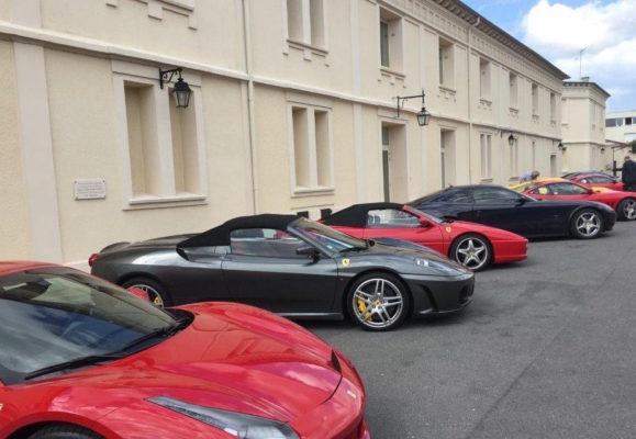 (8) Week end Champagne 2016   Scuderia Ferrari Club