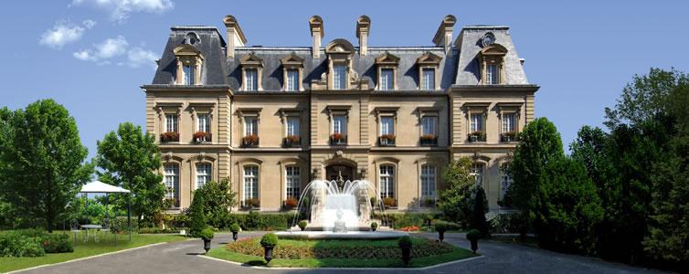 Hotel Chateau Rouge Paris